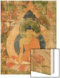 Vie de Budha Wood Print