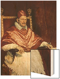 Portrait of Pope Innocent X (1574-1655), 1650 Posters by Diego Velazquez