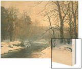 The Woods in Silver and Gold Posters by Anders Andersen-Lundby
