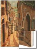 Tuscan Walkway Prints by Guido Borelli