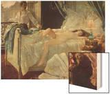 Rolla, 1878 Wood Print by Henri Gervex