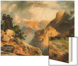 Grand Canyon Posters by Thomas Moran
