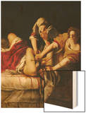 Judith and Holofernes, Around 1620 Posters by Artemisia Gentileschi