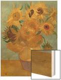 Sunflowers, c.1889 Art by Vincent van Gogh