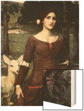 The Lady Clare, 1900 Posters by John William Waterhouse