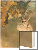 The Star, or Dancer on the Stage, circa 1876-77 Prints by Degas Edgar