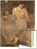 The Necklace, C.1909 Poster by John William Waterhouse