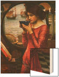Destiny, 1900 Prints by John William Waterhouse