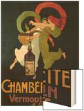 Chamberyzette, circa 1900 Poster