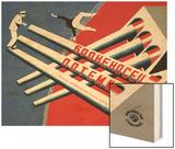 Battleship Potemkin Wood Print