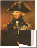 Rear Admiral Sir Horatio Nelson Prints by Lemuel Francis Abbott