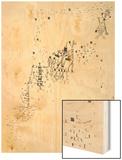 Astray; Verirrte Print by Paul Klee