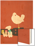 Game on Woodstock Prints by Budi Kwan