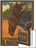 Don't Feed the Bears, Yellowstone National Park, Wyoming Prints by  Lantern Press