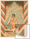 Princess Tam-Tam, Josephine Baker Prints