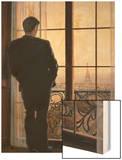 Waiting for Paris 1 Prints by Myles Sullivan