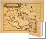 1652, West Indies Print