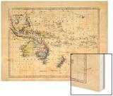 1873, Oceania Posters
