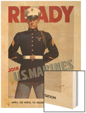 Join U.S. Marines Prints