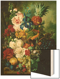 A Rich Still Life of Summer Flowers Prints by Jan van Os