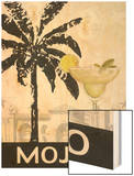 Mojito Destination Wood Print by Fabiano Marco
