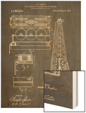 Drilling Rig Patent Prints