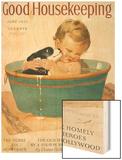 Good Housekeeping, June, 1932 Wood Print