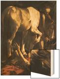 Saint Paul's Conversion Wood Print