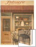 Bakery Errand Wood Print by Fabiano Marco