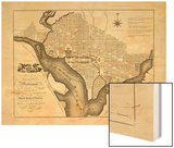 1795, Washington DC Prints