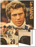 LE MANS, Steve McQueen, 1971. Posters