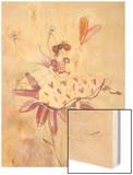 Bridget Blossom Print by Robbin Rawlings