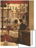 After Hours Print by Brent Heighton