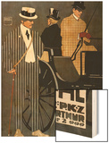 Switzerland - Confection Kehl Gentlemen Clothing Advertisement Poster Posters by  Lantern Press