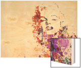 Marilyn Monroe Prints by  NaxArt