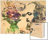 Stanley Kubric Prints by  NaxArt