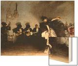 El Jaleo Poster by John Singer Sargent