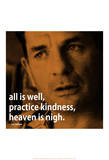 Jack Kerouac Quote Inspire 2 Motivational Poster Prints