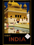 India, 1935 Poster by Fred Taylor