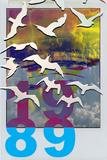 TS 1989 3 Plastic Sign