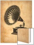 Gramophone 1 Prints