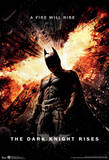 Dark Knight Rises One Sheet Movie Poster Poster