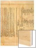 Constitution of the United States Wood Print