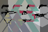 Basic Weapons 1 Poster
