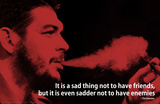 Che Guevara Quote Inspire Archival Photo Poster Affiche