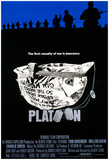 Platoon Helmet Official Movie Poster Print Poster