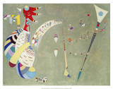 Balancement (1942) Prints by Wassily Kandinsky
