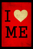 I Love Me Dirty 5 Wall Sign