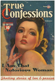True Confessions Magazine Cover Posters
