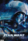 Star Wars - Blu Ray Original Trilogy Movie Poster Plakater